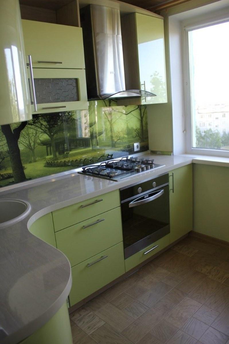 Идеи для кухни 6 кв.м фото в хрущевке